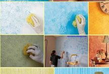Wall paintkng