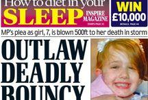 Siedmioletnia dzieweczka utonęła