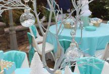 party theme frozen