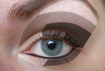 difuminado de ojos