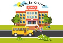 Back to School / Be prepared, calm and stress free for the return to school!