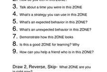 ZONES of regulation / by Logan King