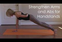 yoga : headstand challenge