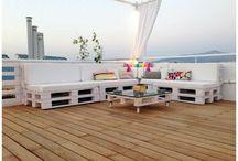 Terrasses & exteriors