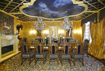Luxury Living & Dining Rooms