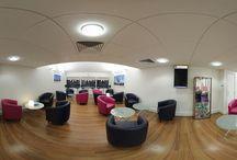 Venue - Southampton Airport / Shot #2 of the VIP Lounge