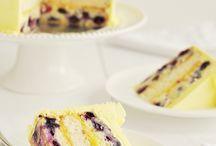 Cakes / by Lisa Frady Cornwell