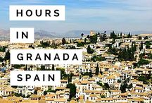 Travel Spain / Inspirational blog posts about travelling to Spain in Europe. There are city guides, photo inspiration, itineraries and more.
