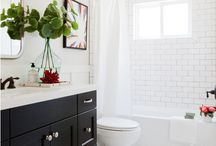 Classic Bathroom / Simple and classic styles