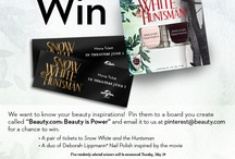 Beauty.com: Beauty is Power / by Dashana Moon