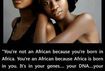 Quotes / A range of inspirational quotes from African centred thinking