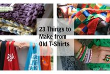 Recycling clothes