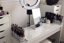 Beauty Room / Vanity area