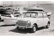 Caption this nautical photo of a Classic Austin Mini 850. #CaptionContest #ClassicMini - photo from miniusa