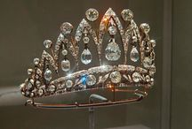 Tiaras to Treasure to Crowns / Royal Embellishments / by Lynda Morgan