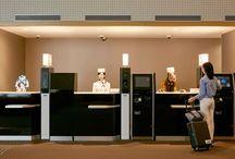 Humanoid Hotel Opening