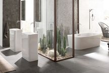 Bette / German bathroom manufacturer, Bette, is known for its innovation and huge range of colours and sizes of glazed steel baths, washbasins and shower floors.  Bette baths come in an extensive choice of styles, many of which feature extremely slim rims and are available in built-in, semi-recessed and freestanding versions.