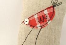 Sewing* APPLIQUE / Nášivka