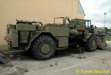 DOK-M (dozer otočný kolový- modernizovany)