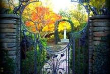 Doorways and gates