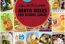 Kids lunch ideas / by Paula Walsh