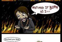 Hunger Games!!! / by Lexi Dillard