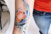 Tattoos / by Bree Noey