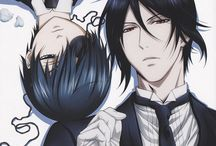 "Kuroshitsuji / ""Something once lost will never return."" - Ciel Phantomhive"