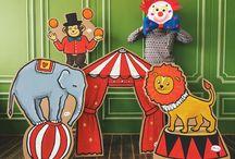 Праздник цирк