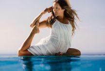Namaste / All things yoga