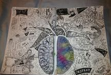 Photograph Exam - Past Present and Future / Mind map ideas