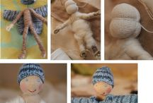 1.8 Bendy Dolls - Biegepüppchen