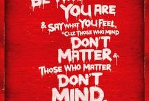 Quotes / by Miranda Bartlett