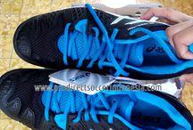 Sepatu Futsal Asics
