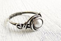 Jewelry - Alu Wire Ring