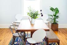 Inspiration: Vintage interiors