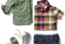 Boys spring/summer fashion / Spring/summer outfit inspiration for boys!