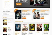 DVD Store Zencart