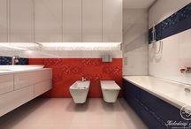 bathroom inspirations/ łazienkowe inspiracje
