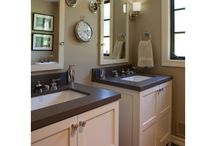 Bathroom renovation ideas  / by Lois Sjoken