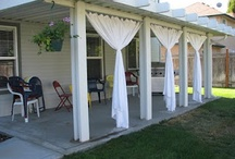 Patio Ideas / by Donna Parrish