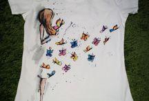 projekty koszulek
