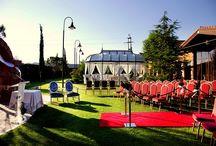 La Factoría Resort / Imágenes de algunos de los  rincones con más encanto de nuestra espectacular #finca para #bodas y #eventos en Calatayud, #Zaragoza