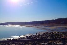Cape Hedge Beach Rockport