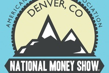 Denver National Money Show / Images from the National Money Show, May 10-12 in Denver, Colo.  / by ANA