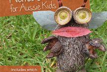 School garden snippets / by Aust Community Gardens