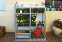 Greenhouses / Greenhouse ideas, designs, various types of greenhouses