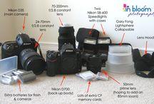 Tech stuff::Photo gear