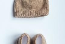 Bonnets Tricot ♥