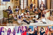 Girl Grup Terbaik di Korea Periode Mei 2017